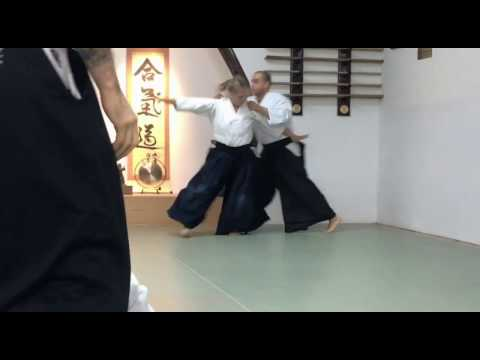 Aikido Black Belt Tests at the New York Aikikai