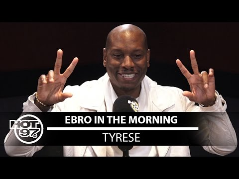 Tyrese Defends Weave Comments & Talks The Rock and Vin Diesel Beef