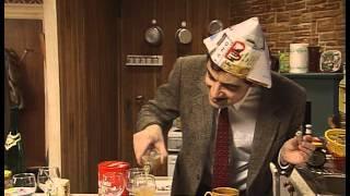 Мистер Бин отмечает Новый год