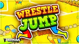 WRESTLE JUMP WITH SIMON