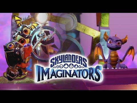 Skylanders Imaginators | #02 | kapitel 1: Doomlander + Benennt den Wasser Imaginator ★ Skylanders
