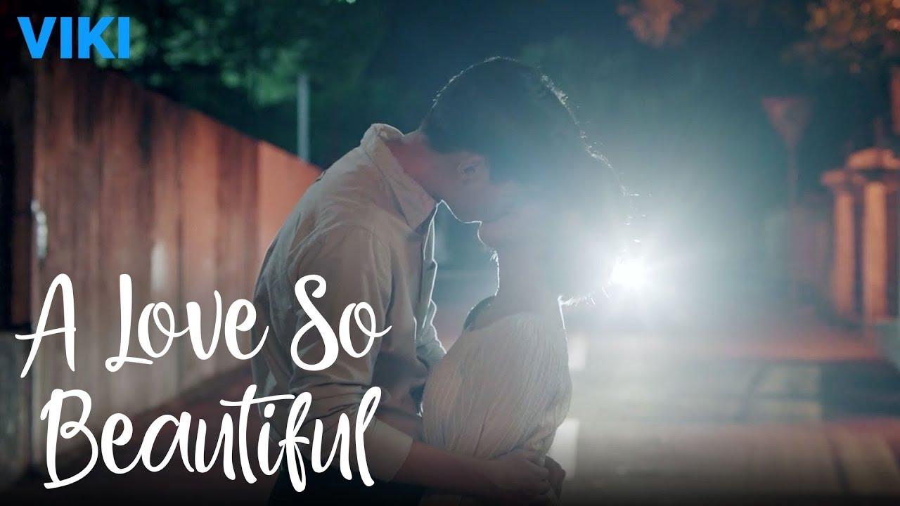A Love So Beautiful Ep20 Makeup Kiss Eng Sub Youtube