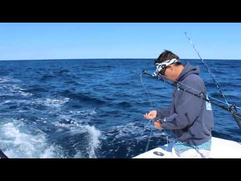 Offshore Fishing Tip #33: When Deploying Lines