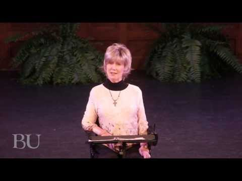 Joni Eareckson Tada speaks at Belhaven University