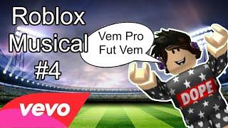 ♪Roblox-Musik#4♫ | Vem pro fut⚽