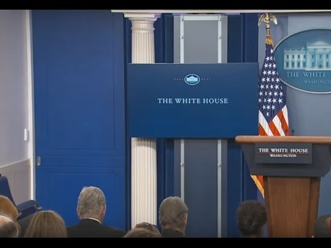 Watch Live: White House Press Briefing with Sean Spicer 4/3/17