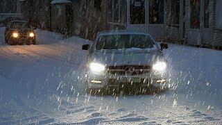 Središnja Bosna pod novim snijegom