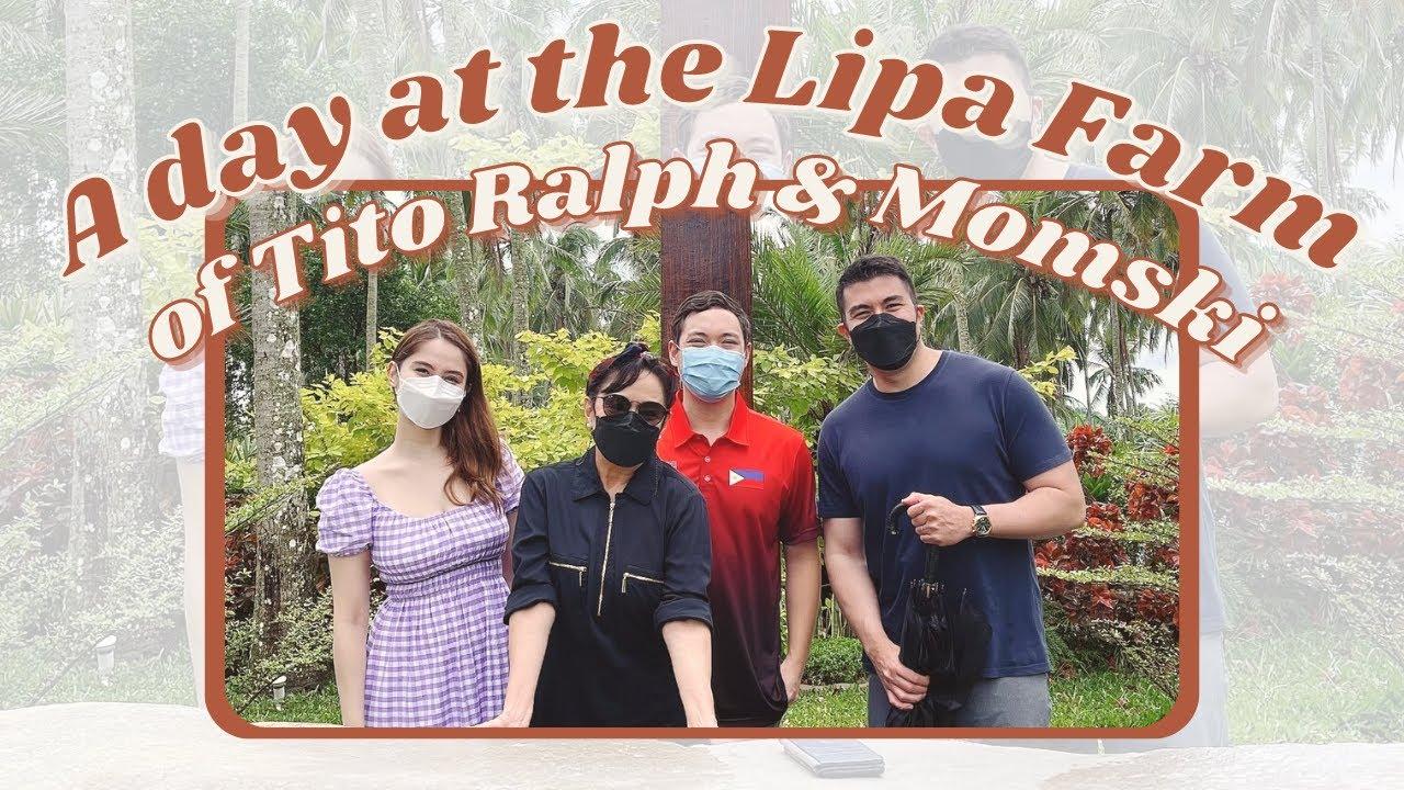 Download A DAY AT THE LIPA FARM OF TITO RALPH AND MOMSKI | Jessy Mendiola