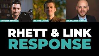 "Responding to Rhett and Link's ""Spiritual Deconstruction"" (w/ Mike Licona)"