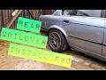 BMW E30 Coilover Install Part 2 Rear Suspension Berty 30 Build Episode 14