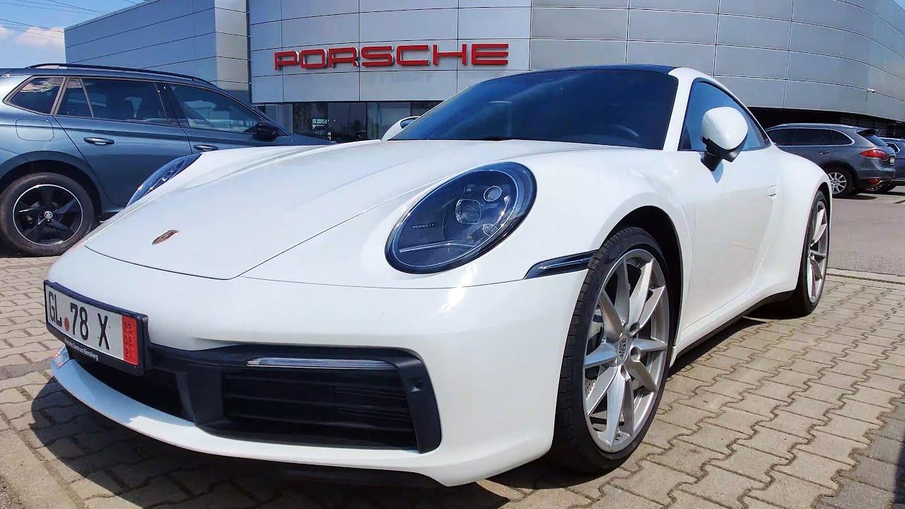 Я купил Porsche 911 992