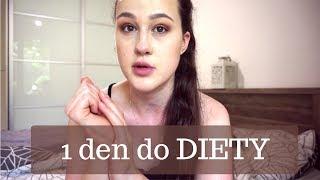 Poslední den před dietou | Potraviny, suplementy, plány