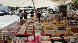 Grand Bazaar in Kirklareli Turkey in STASS TRANSFER !!!