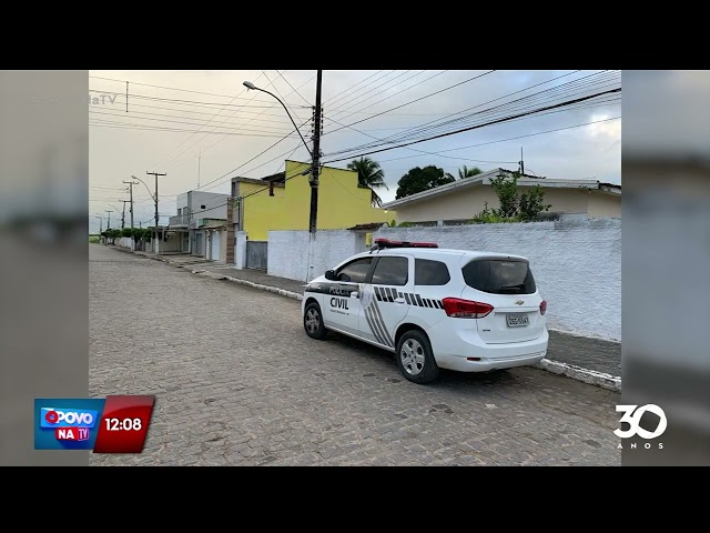Suspeito de roubo e estupro é preso pela Polícia Civil em Mataraca - O Povo na TV