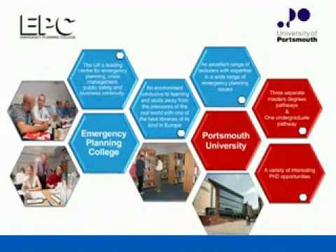 Achieving Academic Credit with Emergency Planning College Courses