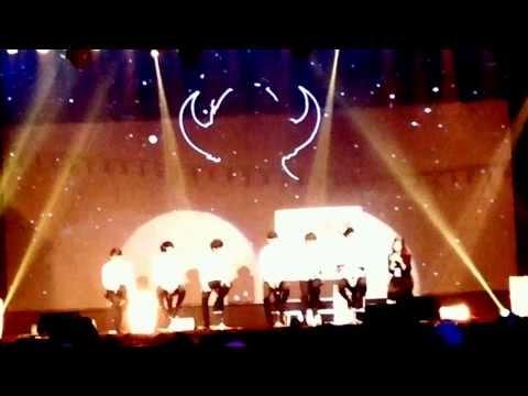 131020 VIXX 1st Global Showcase 2013 'The Milky Way'- Ken's Q&A