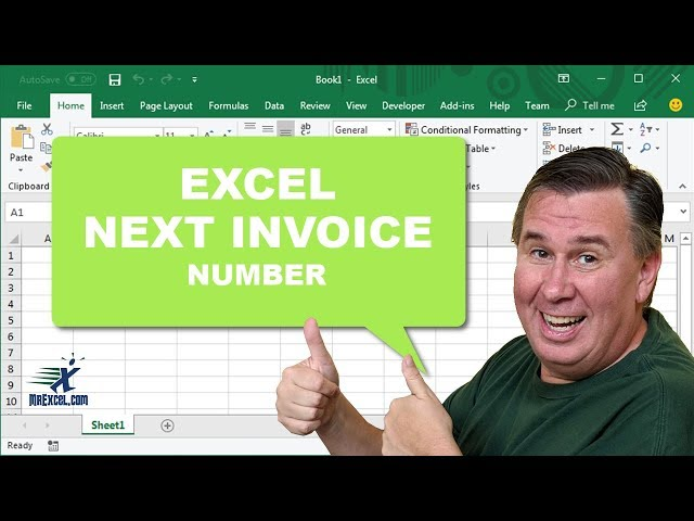 word 2013 invoice