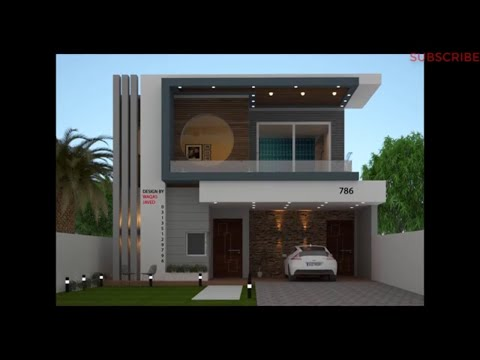 Repeat 30 X 60 West House Plan,6 Marla House Map II 2bhk Modern