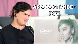 Download Vocal Coach Reacts to Ariana Grande - pov