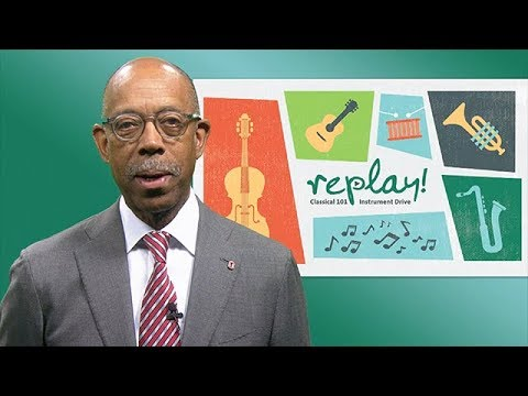 Classical 101's Replay! Instrument Drive: Michael Drake, President of Ohio State