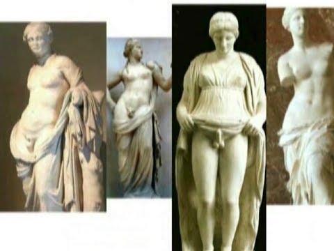 2312(3)Greek Sculpture, Asexual Theoryギリシア彫刻・無性論byはやし浩司Hiroshi Hayashi, Japan