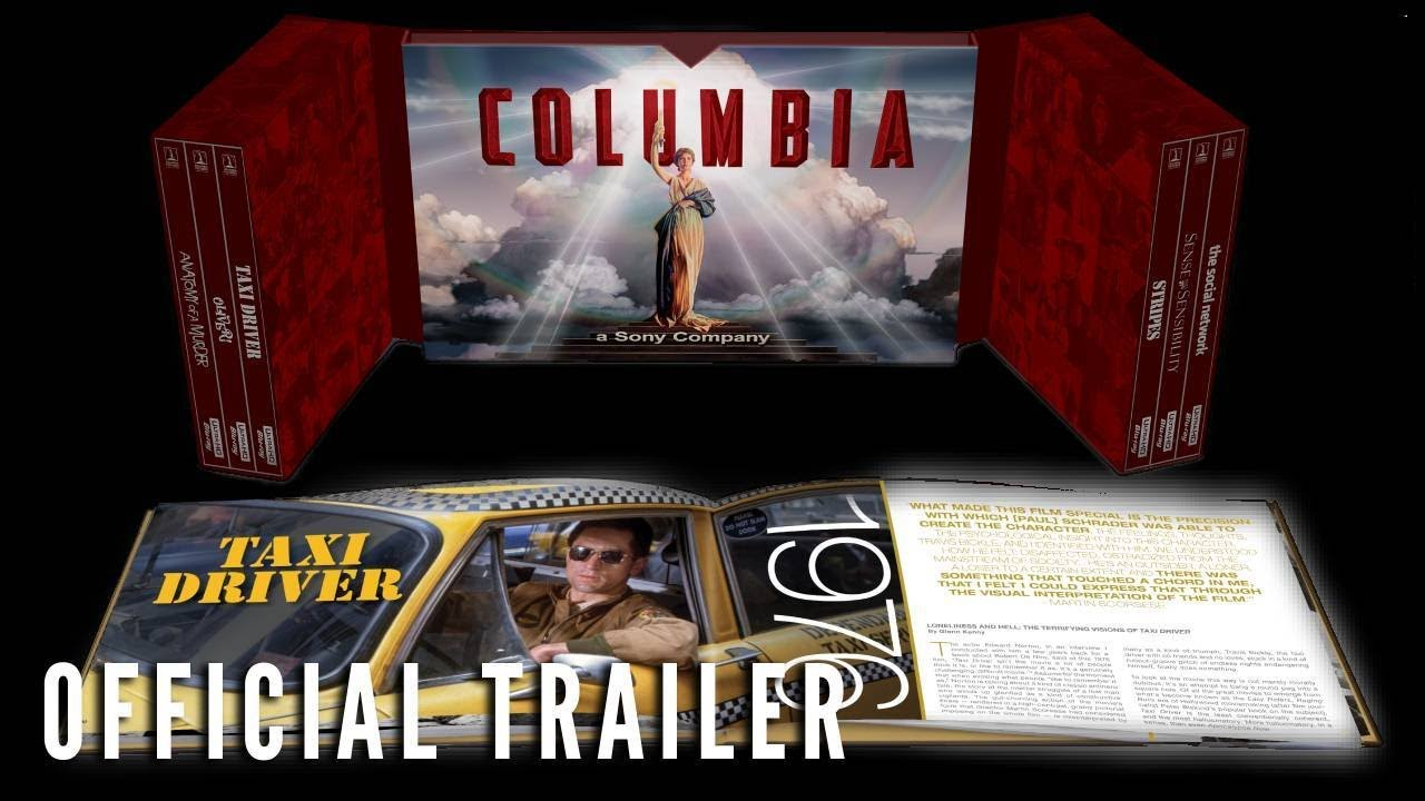 Columbia Classics Volume 2 4K Ultra HD Collection - Official Trailer   Available 9/14!