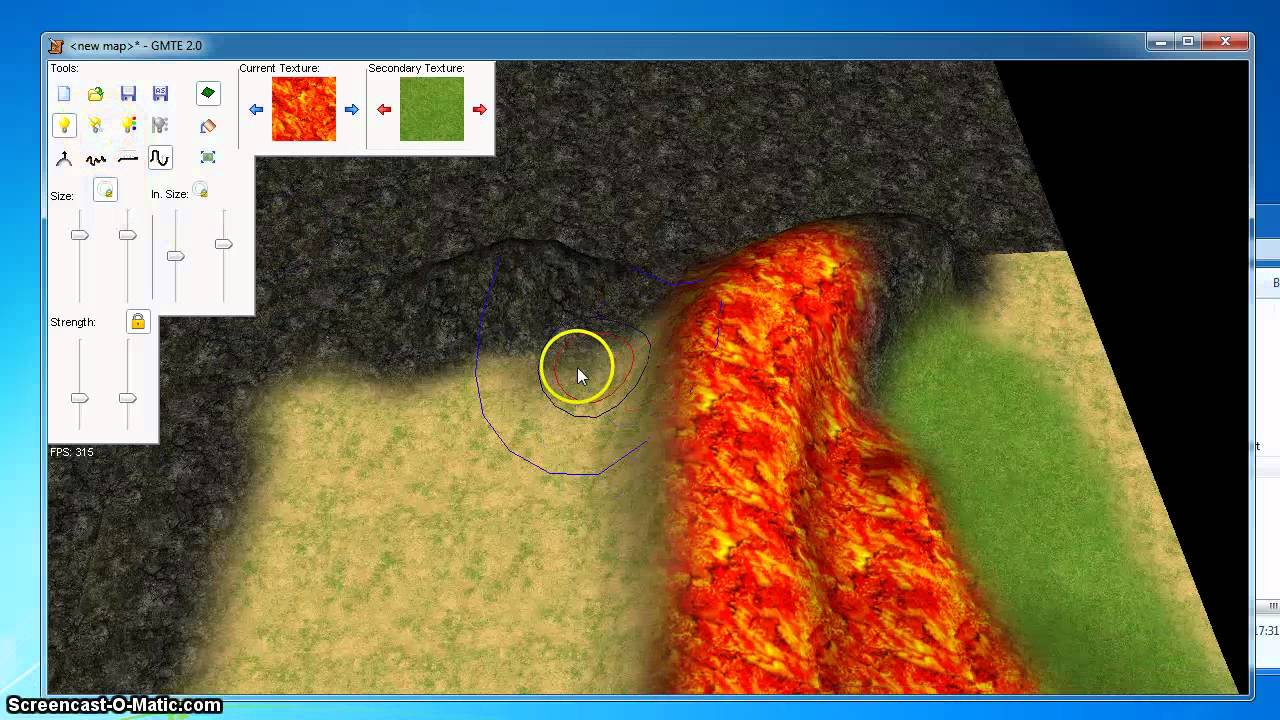 Introduction to the gamemaker terrain editor 2 gmte 2 free open introduction to the gamemaker terrain editor 2 gmte 2 free open source terrain editor youtube gumiabroncs Images