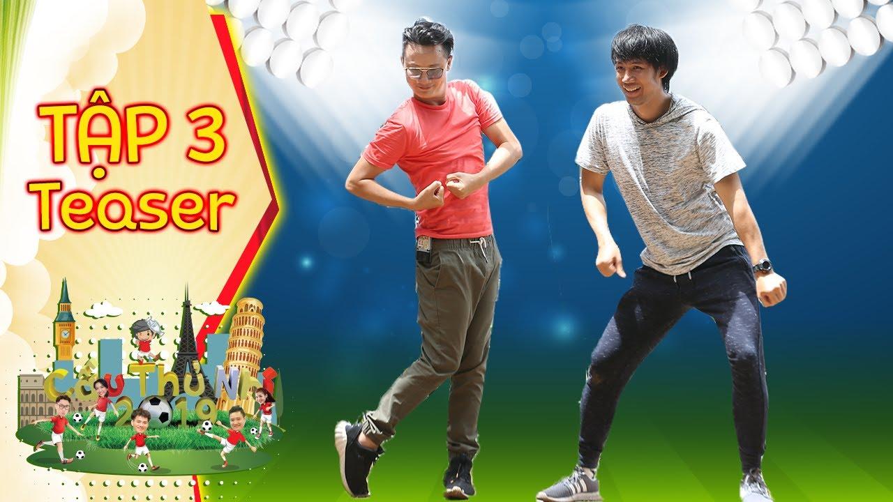 Hoàng Bách, Thanh Thức hào hứng với vai trò đội trưởng của top 20  | Cầu Thủ Nhí 2019 | Teaser Tập 3