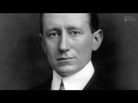Guglielmo Marconi (Español)