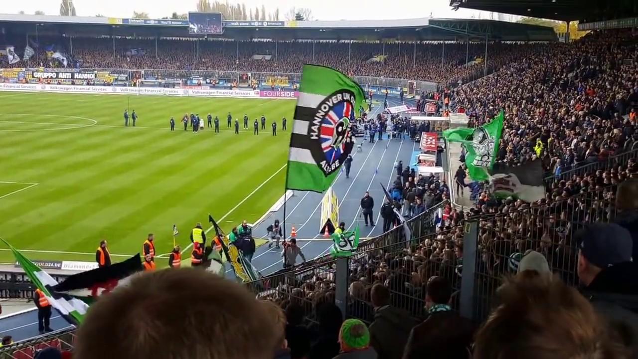 Braunschweig Gegen Hannover