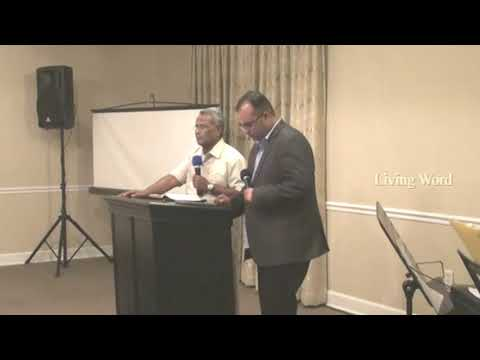 Rev. Dr. MA Varughese ||| Blessings & Curses ||| in Washington DC