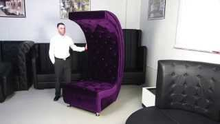 Exquisite Modern Marco Chair - Fit For Royalty. Made For You! By Modernlinefurniture.com