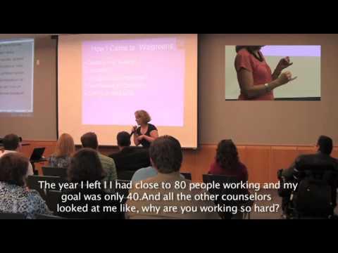 Different, Not Less: Angela Mackey at TEDxGreenvilleSalon