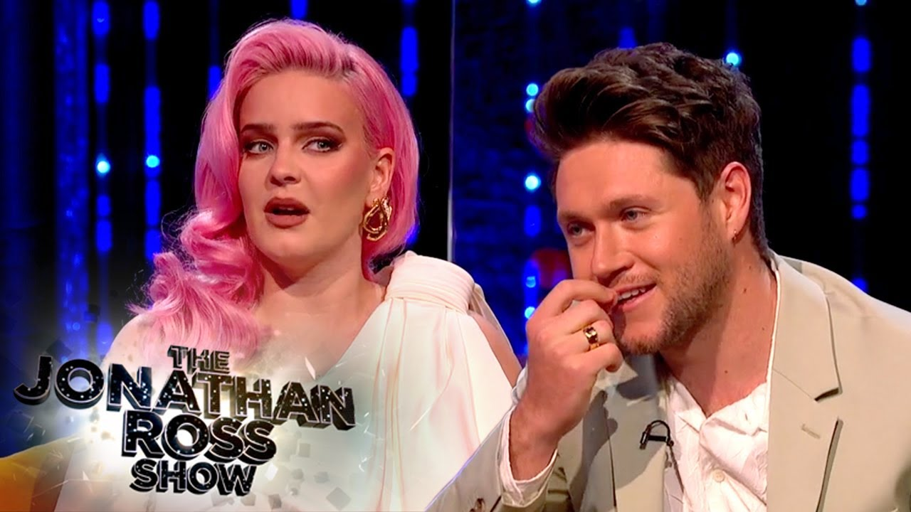 Anne-Marie Can't Pronounce Niall Horan's Name Right   The Jonathan Ross Show