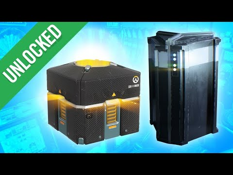 Are Loot Boxes Illegal Gambling? - Unlocked 323