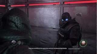 Resident Evil: Operation Raccoon City HD - Vector - Part 1