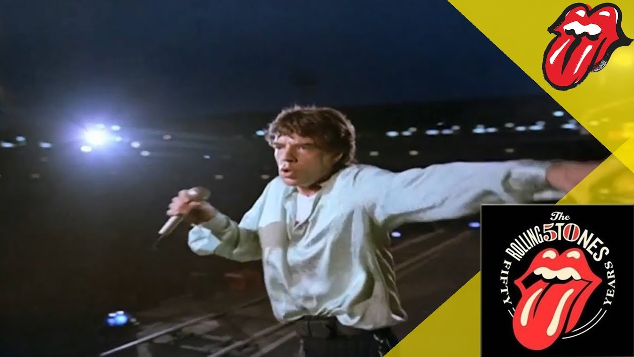 The Rolling Stones - Tumbling Dice - Live 1990