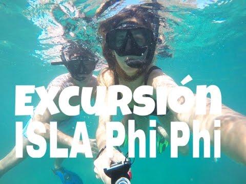 Isla de Phi Phi la conocemos entera| Ultimos días | Viaje de novios || Sofi Look