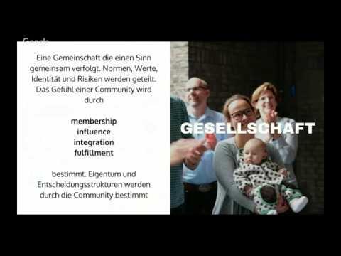 """Webinar """"Innovation Communities als Zukunft"""""""