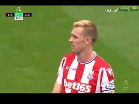 Download Chelsea VS Stoke City 4 0 》 All 4 Goals   Highlights 》23, 9, 2017 》 Interesting