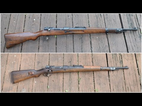 """Mauser """"Banner"""" Rifle And IDF 98k"""