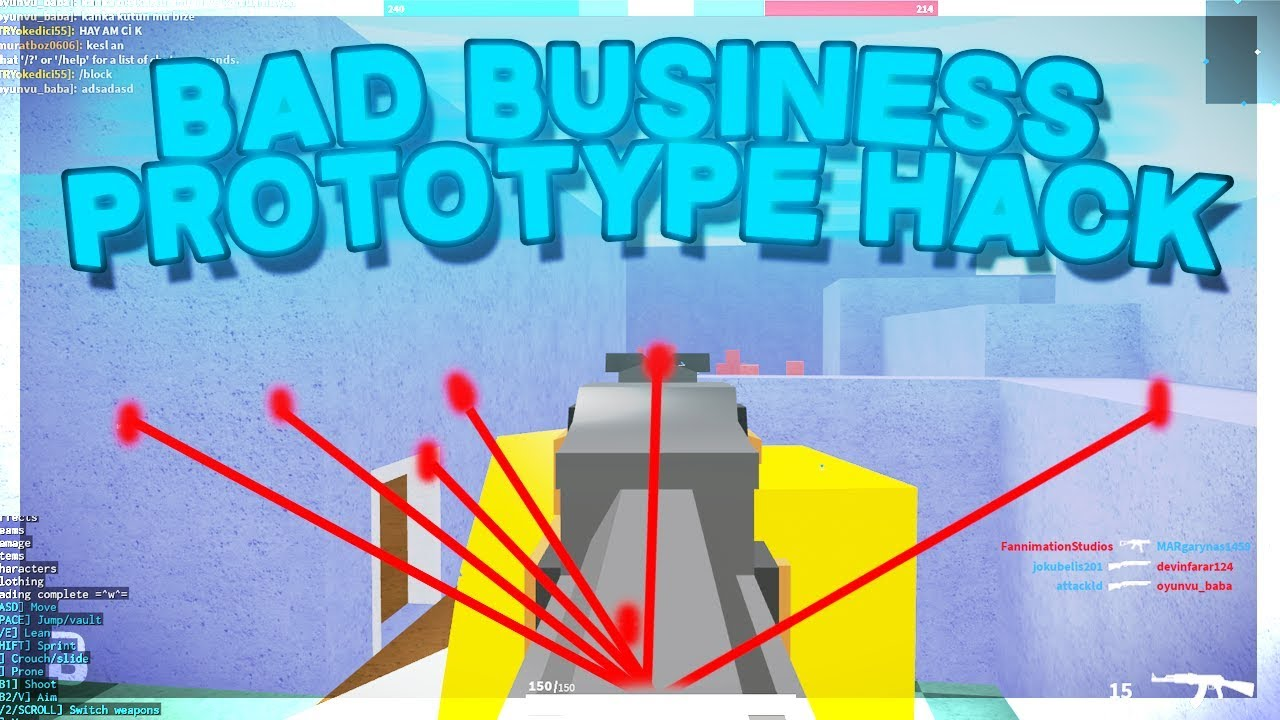 Roblox Bad Business Aimbot Roblox Generator Circle - hack roblox bad business #U0e1f#U0e23 #U0e25#U0e32#U0e2a#U0e14 #U0e21 aimbot #U0e41#U0e25#U0e30 esp