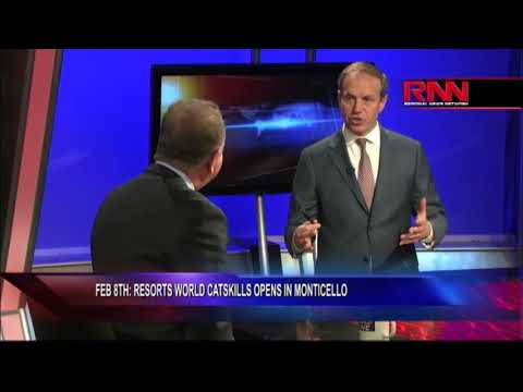 Empire Resorts Exec. VP on new casino opening in Monticello