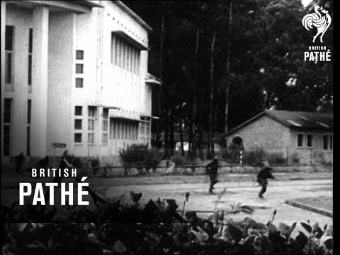 1st Battle Film From Katanga (1961)