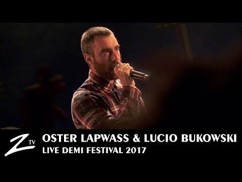 Lucio Bukowski - Ma ville & L'art raffiné de l'ecchymose - Demi Festival 2017 - LIVE HD