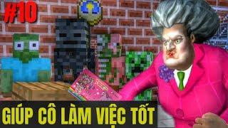 [ LỒNG TIẾNG GAME ] Zombie Và Đồng Bọn Cho Cô Làm Việc Tốt | MV Channel