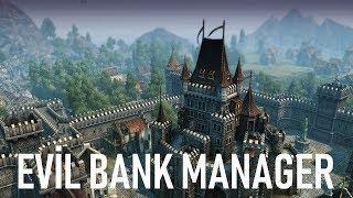 YENİ STRATEJİ OYUNU / Evil Bank Manager Türkçe - Bölüm 1