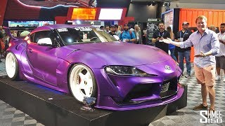 THESE are the Craziest New 2020 Supras in the WORLD!