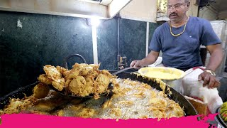 Indian STREET FOOD Snack Tour + Vada Pav BURGER & Attractions | Pune, India