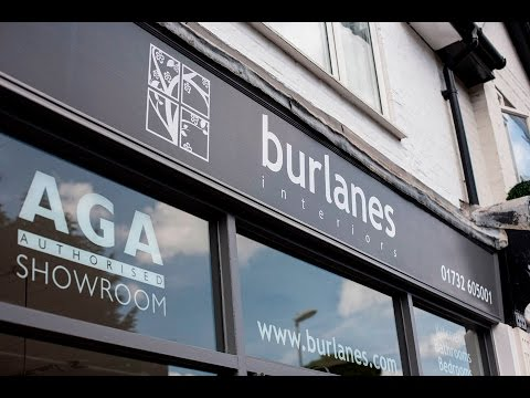 the burlanes sevenoaks kitchen design showroom - youtube